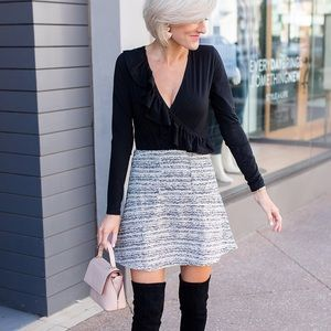 J. Crew Tops - Black Bodysuit